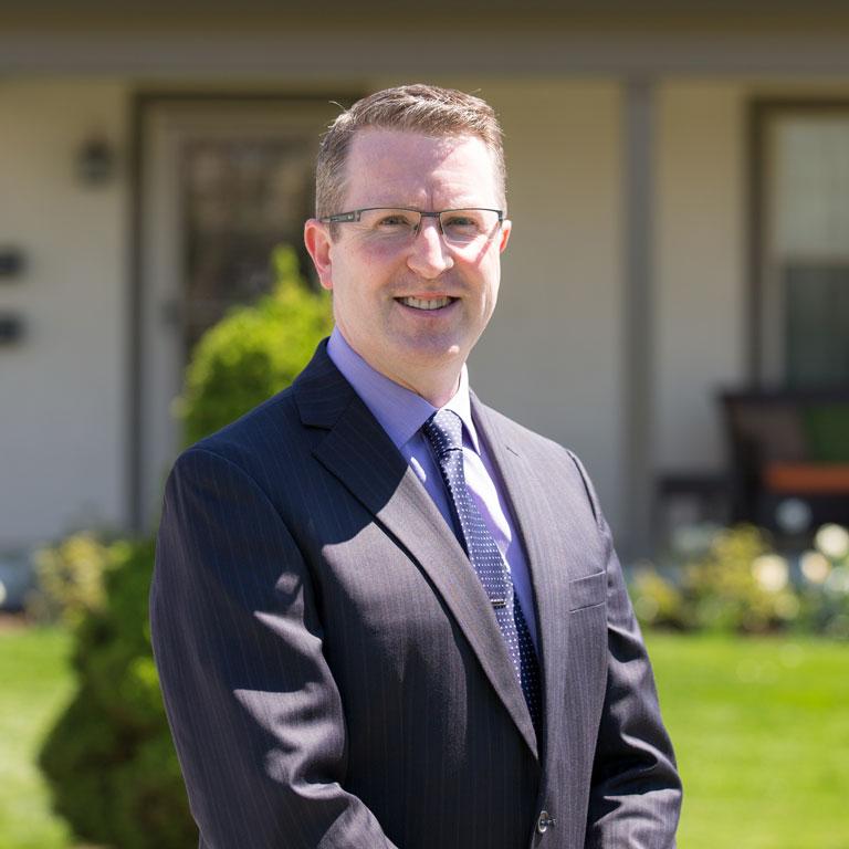 David Brennan, Wayne Hotel General Manager